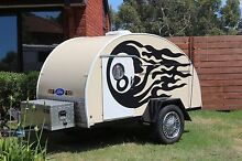 Teardrop caravan Frankston Frankston Area Preview