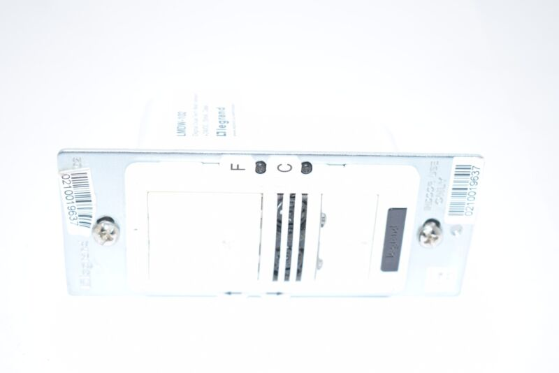 Legrand WattStopper Digital Dual Technology 2-Button Wall Mount Sensor With Infr