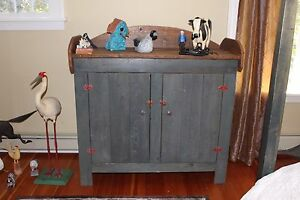 Hutch and side board
