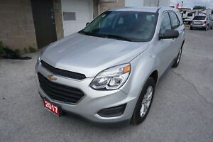 2017 Chevrolet Equinox LS AWD- Backup Cam, Bluetooth, Touchscree