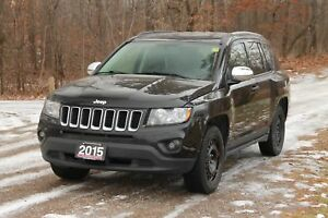 2015 Jeep Compass Sport/North 4x4 | AC | CERTIFIED