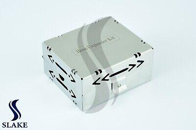 Dental Bone Implant Expander Sinus Lift Kit Saw Disk Set Surgical Drills Kit Ce