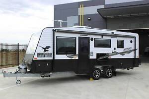2018 CONDOR FAMILY CARAVAN WITH 3 BUNKS - 21FT CABIN Epping Whittlesea Area Preview