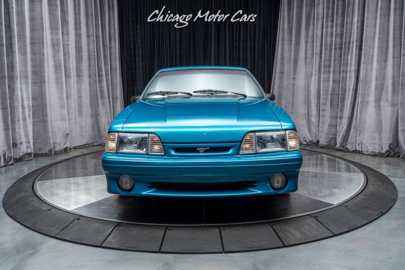 Image 7 Coche Americano usado Ford Mustang 1993