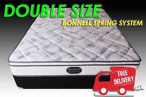 DOUBLE Size PILLOW TOP Ensemble DELIVERED FREE Warehouse Direct