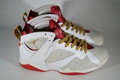 Nike Air Jordan Retro VII 7 'Year Of The Rabbit' YOTR Size (Jordan Retro 7 Year Of The Rabbit)