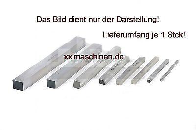 10x10x80 mm HSS Drehmeissel Drehstahl Rohling Drehling DIN 4964 HSSE (EW 9 Co10)