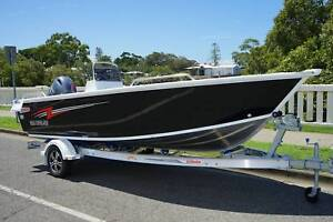 NEW STACER 529 OUTLAW SIDE CONSOLE W/ YAMAHA 90HP EFI 4-STROKE Wynnum Brisbane South East Preview
