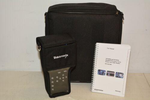 Tektronix WFM90D Handheld Waveform Monitor