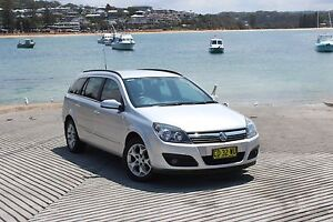 2007 Holden Astra Manual Terrigal Gosford Area Preview