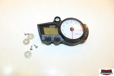 2004 Yamaha YZF R6 Speed Tach Gauges Display Cluster Speedometer 5SL-83570-22-00