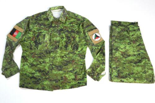 Original OIF / OEF Bringback Afghanistan - Afghan National Army ANA Uniform
