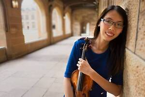 Violin lessons in Innerwest Sydney - Working with Children Check Petersham Marrickville Area Preview
