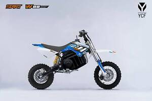 YCF START W88E 2019 ELECTRIC MOTORCYCLE *EASTER SALE* SAVE $450 Brendale Pine Rivers Area Preview