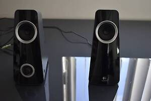 Logitech Z320 Computer Speakers - as new Earlwood Canterbury Area Preview