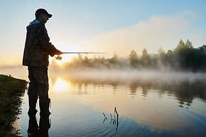 Learn to Fish! Moorebank Liverpool Area Preview