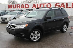 2010 Subaru Forester !!! LEATHER HEATED SEATS !!! SUNROOF !!!