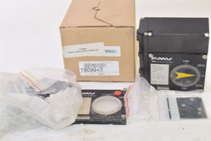 Flowserve EP5XX-HPNU-33K01-PV9DA-4Z Electro Pneumatic Positioner Kit