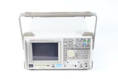 Advantest R3265a Portable Spectrum Analyzer 100hz To 8ghz