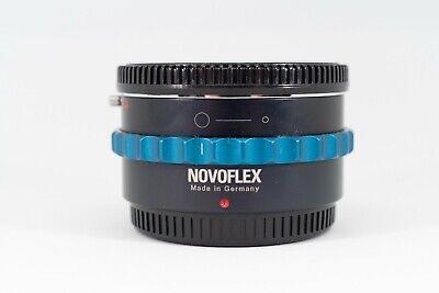 Novoflex adapter for Nikon Lenses to MFT camera bodies Micro Four Thirds MFT/NIK