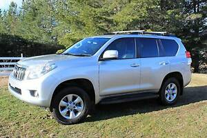 2012 Toyota LandCruiser Altitude Wagon Capital Hill South Canberra Preview