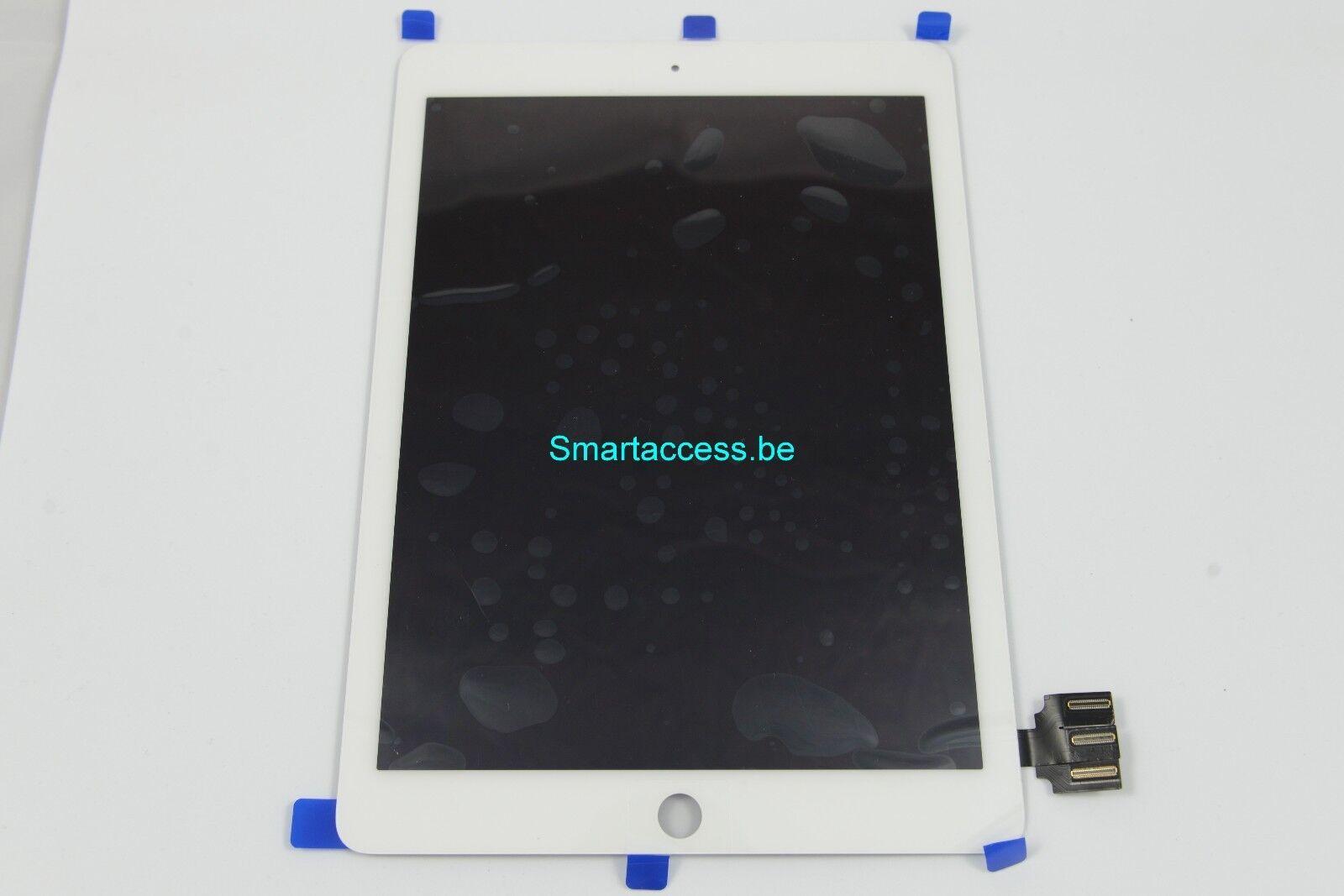 """Vitre tactile et LCD complet pour iPad Pro 9,7"""" Blanc"""