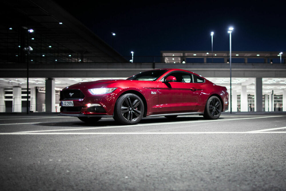 Ford Mustang GT 2016: Test