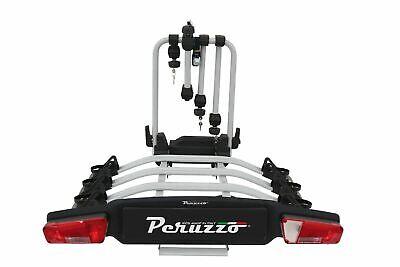 Portabicicletas Gancho Remolque PERUZZO Zephyr 3 Bici,713/3E Incluso Bici