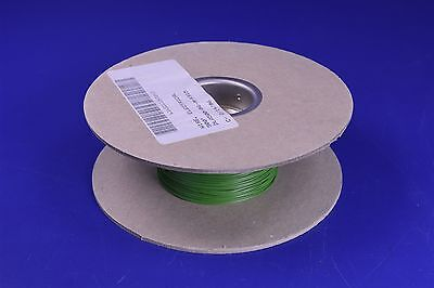 500 Green Mil-spec 24awg Tinned Copper Solid Core Electronic Grounding Wire