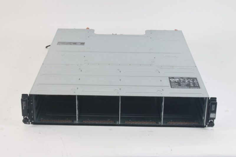 Dell PowerVault MD1200 Direct Attached Storage Array - No Drives