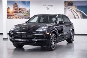 2019 Porsche Cayenne HIGHLY OPTIONED