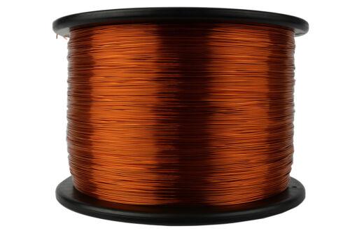 TEMCo Magnet Wire 22 AWG Gauge Enameled Copper 10lb 5010ft 200C Coil Winding
