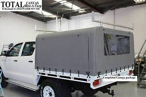 CANVAS UTE CANOPY - PACKAGES Cloverdale Belmont Area Preview