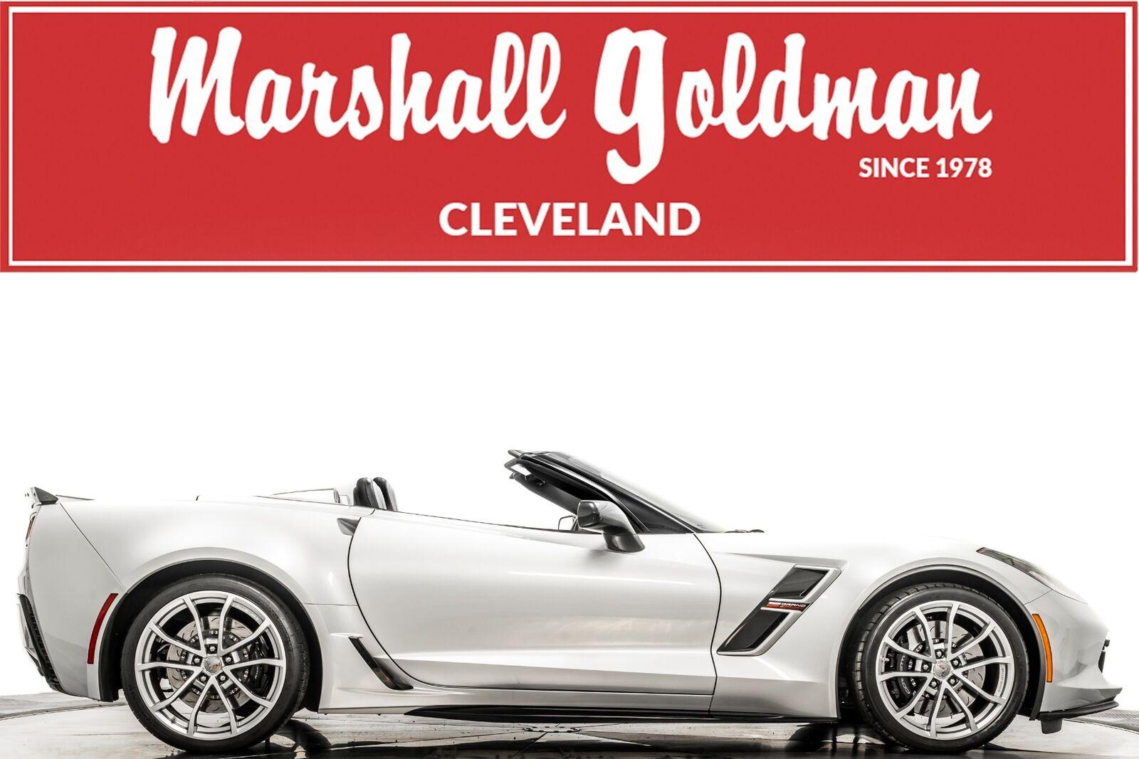 2019 Silver Chevrolet Corvette Grand Sport 2LT | C7 Corvette Photo 1