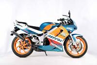 Honda NSR150 SP Factory Repsol with very low miles