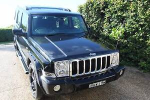 2008 Jeep Commander Wagon Kallangur Pine Rivers Area Preview