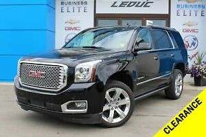 2017 GMC Yukon Denali SUV - Navigation, Remote Start, Sunroof