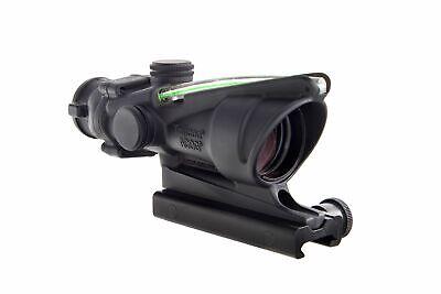 New, Trijicon ACOG 4x32 Dual Ill Riflescope w/Mount, Green Horseshoe 6.8: 100222