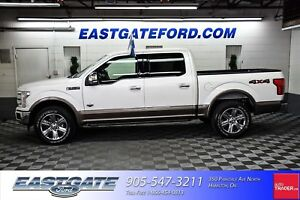 2018 Ford F-150 King Ranch 0%  Executive Unit