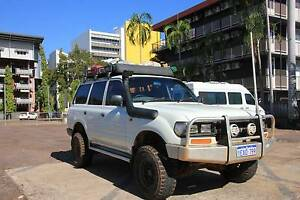 1991 Toyota LandCruiser Wagon Brisbane City Brisbane North West Preview