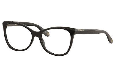 Givenchy Women's Eyeglasses GV 0059 807 Black Full Rim Optical Frame (Givenchy Optical Glasses)