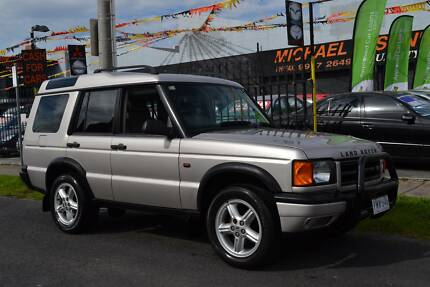 LAND ROVER DISCOVERY V8 ES SERIES II ONE OWNER LOW KLMS 4X4 AUTO Coburg Moreland Area Preview