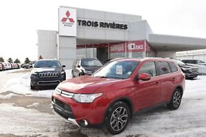 2015 Mitsubishi Outlander GT S-AWC Cuir/toit