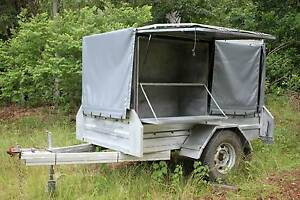 Offroad 4x4 Camping Trailer Cooktown Cook Area Preview