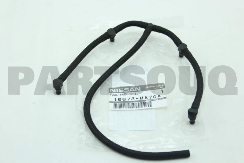 16672ma70a Genuine Nissan Tube-fuel 16672-ma70a