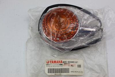 YAMAHA RIGHT REAR BACK TURN SIGNAL LIGHT INDICATOR 42X-83340-K1-00
