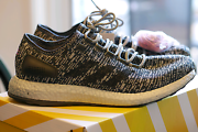 Adidas Pure Boost 3.0 silver pack with silver boost PK US 11 LTD Newington Auburn Area Preview