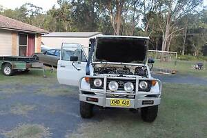 1995 Toyota Landcruiser 4x4 Ute Pindimar Great Lakes Area Preview