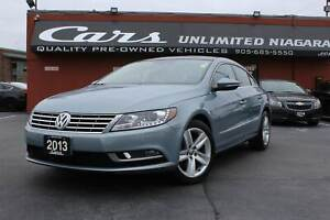 2013 Volkswagen CC Sportline | NAVI | ROOF | HEATED SEATS ...
