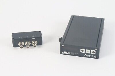 Ashtech Br2 Radio Beacon Receiver W Ashtech Splt 104901 Splitter
